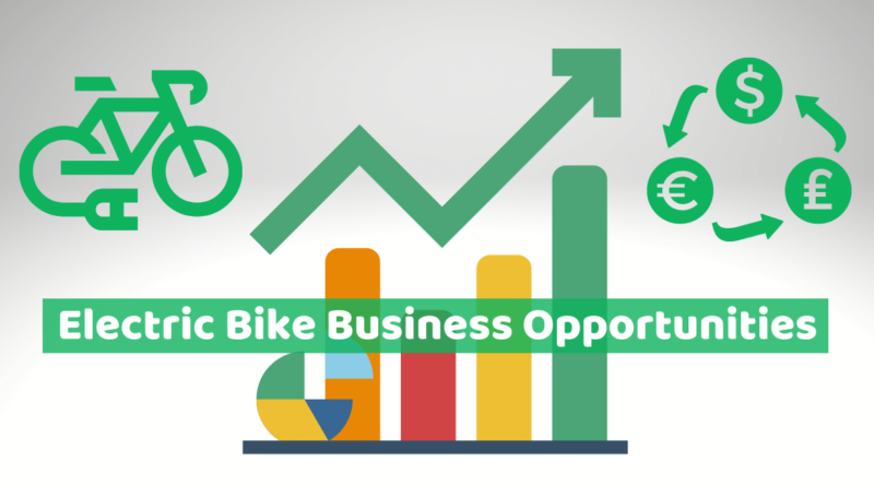 electric bike business opportunities