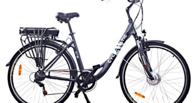 cyclamatic gte pro electric bike review
