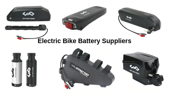 electric bike battery suppliers