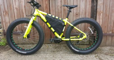 how to build an electric fat bike