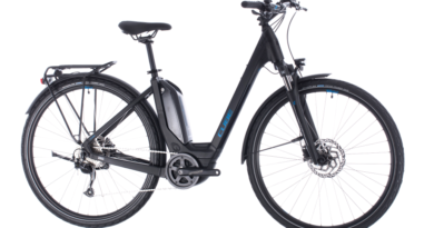Cube touring hybrid one 400 step thru review