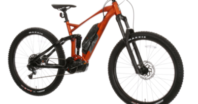 voodoo zobop full suspension electric mountain bike review