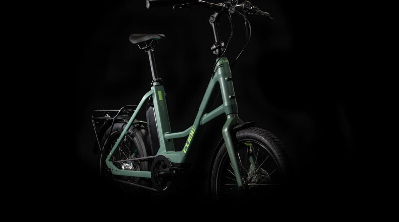 Cube compact hybrid 20 electric bike review