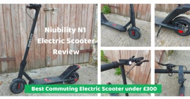 niubility n1 electric scooter review