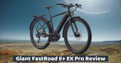 giant fastroad e+ ex pro review