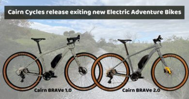 cairn brave 1.0 and cairn brave 2.0