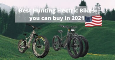 best electric hunting bikes