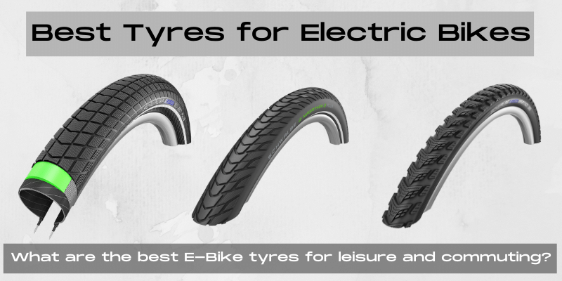 best tyres for electric bikes
