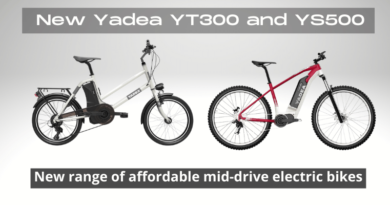 yadea ys500 and yt300 review