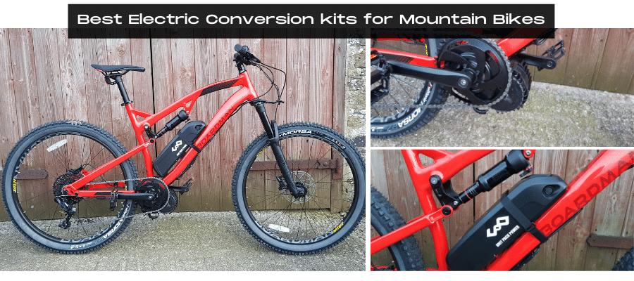 best electric conversion kits for mountain bikes