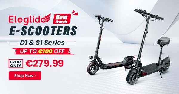 eleglide electric scooters
