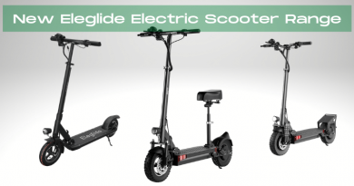 eleglide electric scooter range preview