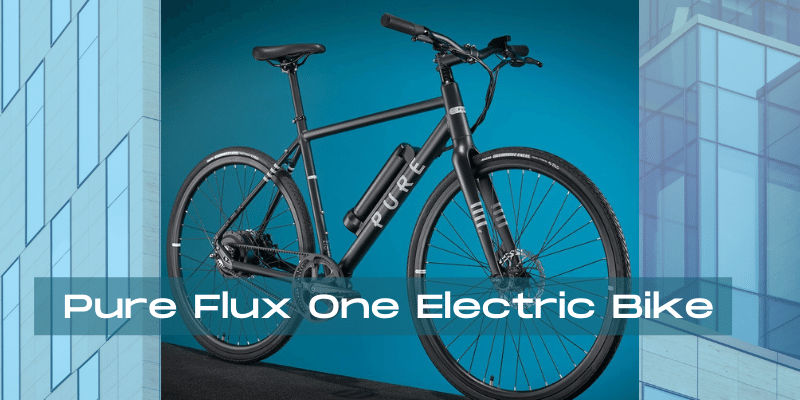 pure flux one electric bike