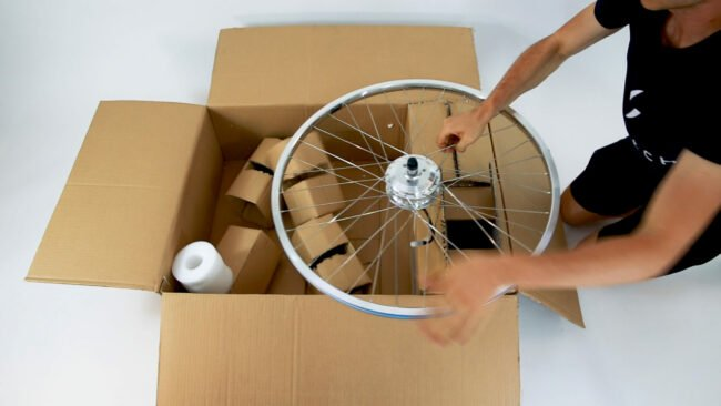 unboxing swytch ebike conversion kit